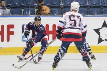 Slováci na MS v inline hokeji zdolali Kanadu po divokej prestrelke