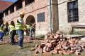 Rákociho kaštieľ v Borši začali rekonštruovať, platí to maďarská vláda
