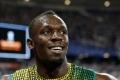 Hviezdny Bolt už priletel do Ria