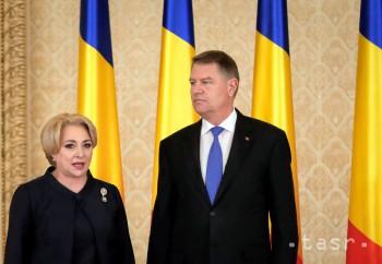 1853f1c8743 Rumunský prezident opäť žiadal demisiu premiérky Dancilovej