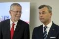 Kandidáti na rakúskeho prezidenta sú v očakávaniach optimistickí
