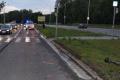 Auto zrazilo cyklistu, prechádzal cez priechod pre chodcov v Petržalke