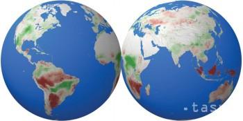 Klimatická zmena ohrozuje biotopy mnohých organizmov