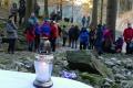 VIDEO: Vo Vrátnej spomínali na obete horských nešťastí