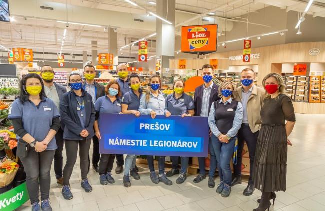 LIDL otvoril svoju 145. predajňu na Slovensku