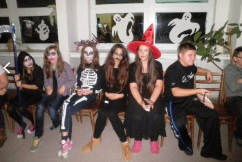 Hallowen býva aj v našej škole - Rozmarínova Komárno