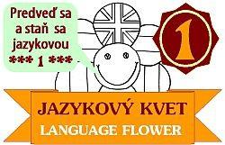 Postup na krajské a celoslovenské finále súťaže Jazykový kvet 2018