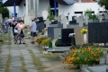 Bratislavská polícia posilňuje hliadky v okolí cintorínov