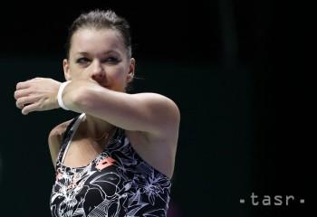 MS v tenise: Obhajkyňa titulu Radwaňská je poslednou semifinalistkou