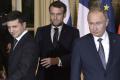Putin je po stretnutí so Zelenským spokojný