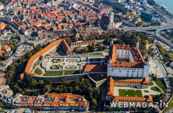 Leto na Slovensku: Atraktívnu dovolenku môžete stráviť aj v Bratislave