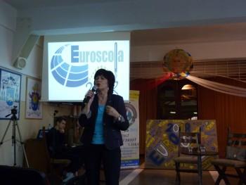 "Projekt ""europa: meinewahl"" (Európa: moja voľba)"