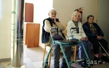 Úhrady pre klientov v zariadeniach pre seniorov v Partizánskom zvýšia
