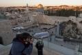 Jeruzalemskí moslimovia sa opäť modlili mimo Chrámovej hory