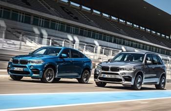 BMW ukázalo nové X6M a X5M, sú silnejšie a modernejšie