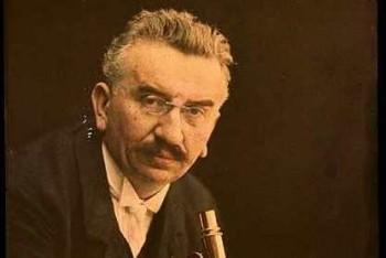 Priekopník kinematografie Louis Jean Lumiere