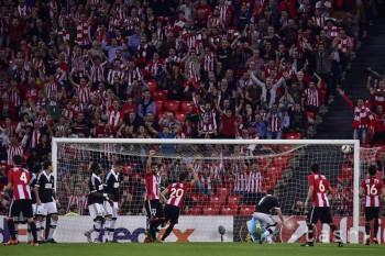 Futbalisti Athleticu Bilbao uspeli na pôde Eibaru