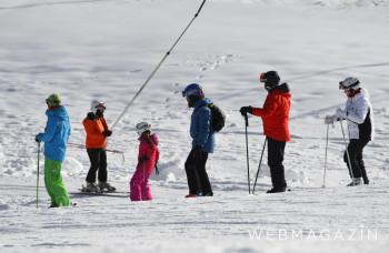 Predvianočná lyžovačka je možná v šiestich slovenských strediskách