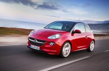 Opel Adam: Štýl, ktorý si skombinujete sami!