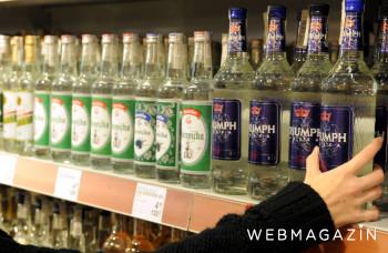Otrava alkoholom je veľkou hrozbou pre deti a mladých ľudí