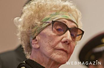 Vo veku 95 rokov zomrela herečka Dalma Špitzerová