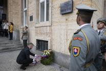Spomienka na obete okupácie Československa