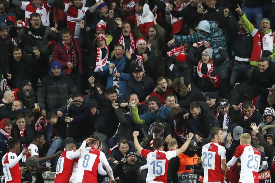 d39d5965c0a4a Slavia Praha má double, vo finále pohára zdolala Baník Ostrava 2:0