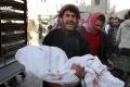 Najmenej 21 ľudí hospitalizovali po plynovom útoku rebelov v Sýrii