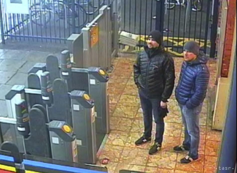 Odhalili identitu druhého Rusa zodpovedného za otravu Skripaľa