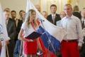 VIDEO: Slovenskí olympionici zložili sľub pred letnými OH 2016 v Riu