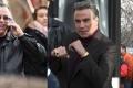 EXKLUZÍVNE FOTO TERAZ.SK: Travolta a syn mafiána Gottiho spolu v N.Y.