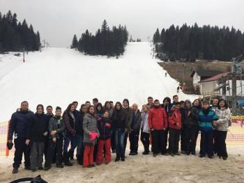 Zážitky z lyžiarskeho výcviku