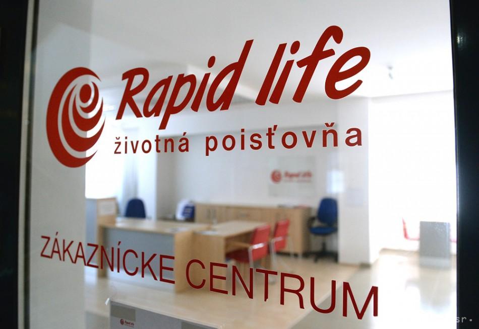 V konkurze na majetok Rapid life spracovávajú prihlášky pohľadávok