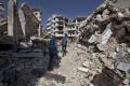 Podľa Putina by obnovenie náletov na Aleppo nebolo nateraz vhodné