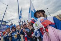 MS2019: Slovensko - Fínsko