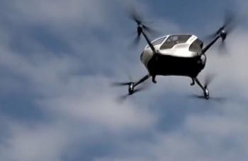 VIDEO: V Dubaji vyskúšajú drony namiesto taxíkov