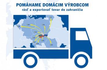 Export slovenských dodávateľov prostredníctvom Lidla narástol o pätinu