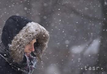 Zima sa vracia: Na severe Slovenska môže napadnúť 15 až 25 cm snehu