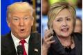 Deň po debate: Trump dal Clintonovej C+, on jej nestál ani za známku