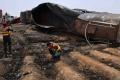 Počet obetí požiaru cisterny v Pakistane sa zvýšil na najmenej 153