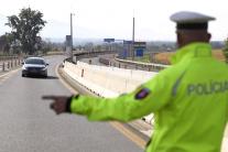 Policajné kontroly na hraniciach