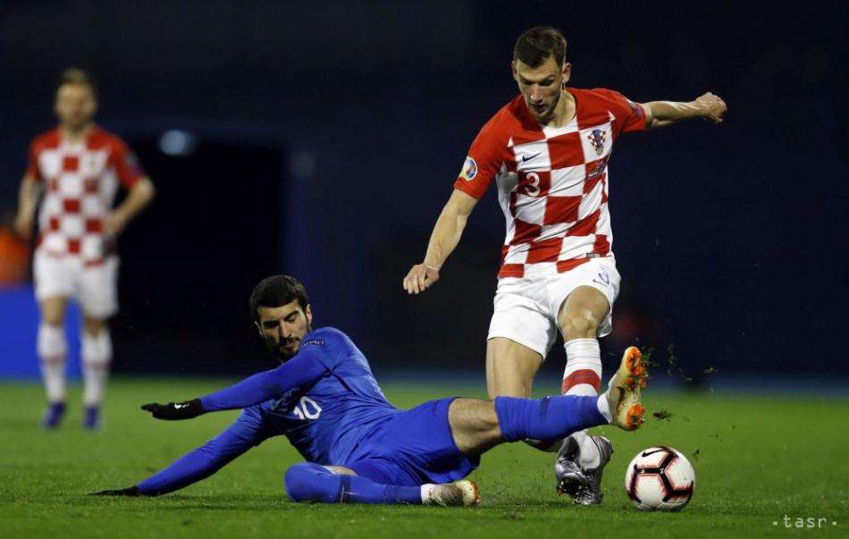 e09d1fe1c EURO 2020: Futbalisti Chorvátska zdolali Azerbajdžan