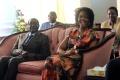 Manželka vyzvala zimbabwianskeho prezidenta, aby si našiel nástupcu