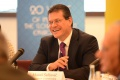 Podpredseda EK komisie pre Energetickú úniu Maroš Šefčovič jubiluje