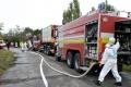V Revúcej čerpali hasiči celé dopoludnie vodu zo zatopených domov