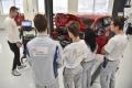 V Duálnej akadémii v Bratislave otvorili nové robotické pracovisko