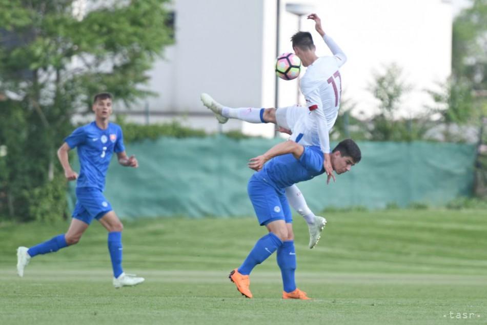 28233b27e8b5e DOBRÝ VÝKON: Mladí Slováci vo finále Slovakia Cupu zdolali Česko