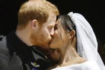 sobáš princa Harryho s Meghan Markleovou