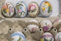 veľkonočné trhy Veľká noc kraslice vajíčka jar