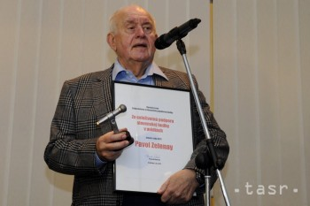 Organizátor slovenského hudobného života Pavol Zelenay má 85 rokov